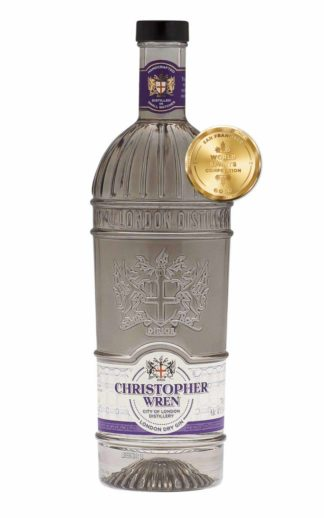 City Of London Distillery Christopher Wren Gin
