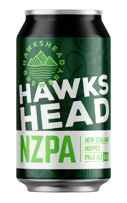 Hawkshead Brewery NZPA 330ml can