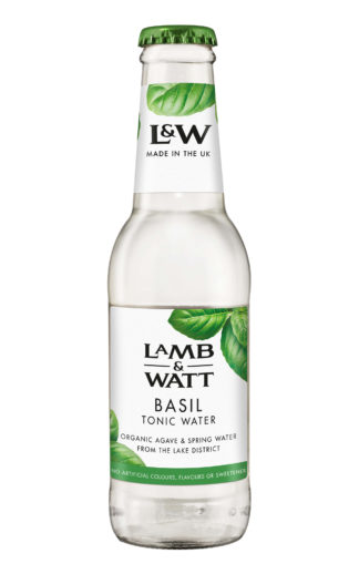 Lamb & Watt Basil Tonic Water