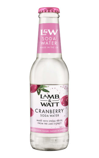 Lamb & Watt Cranberry Soda