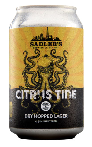 Sadler's Brewery Citrus Tide