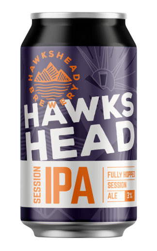 Hawkshead Brewery Session IPA 330ml can