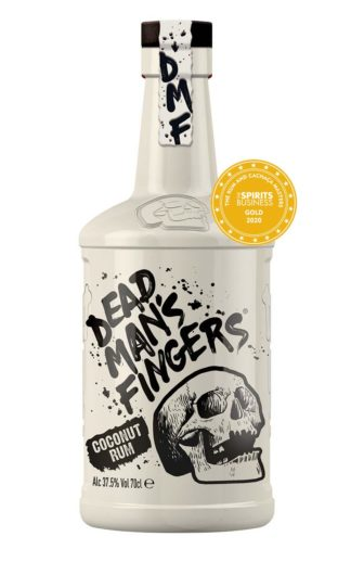 Award-winning Dead Man's Fingers Coconut Rum