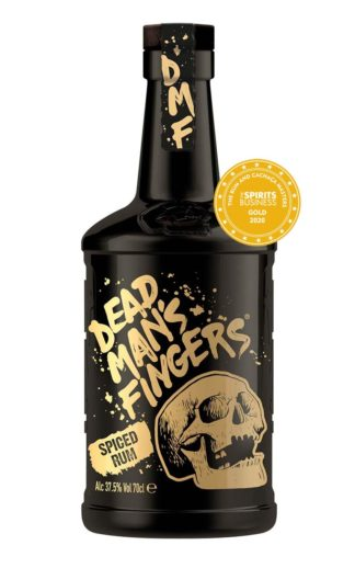 Award-winning Dead Man's Fingers Spiced Rum