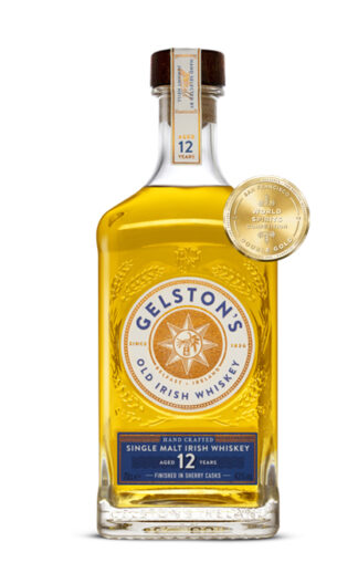 Gelston's 12 year old sherry cask