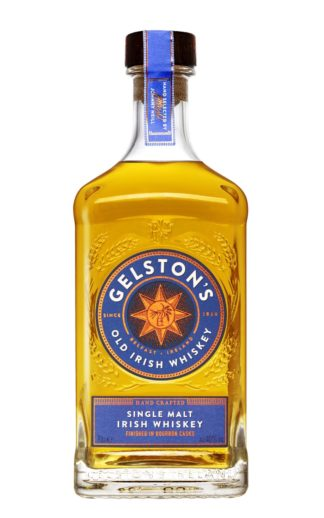 Gelston's Irish Single Malt Whiskey