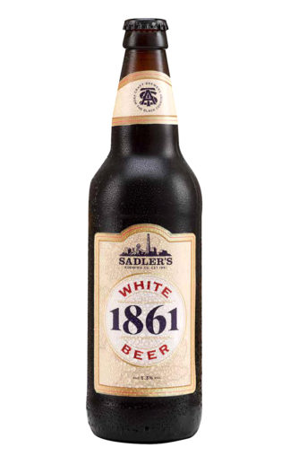 Sadler's Brewery 1861 White Beer