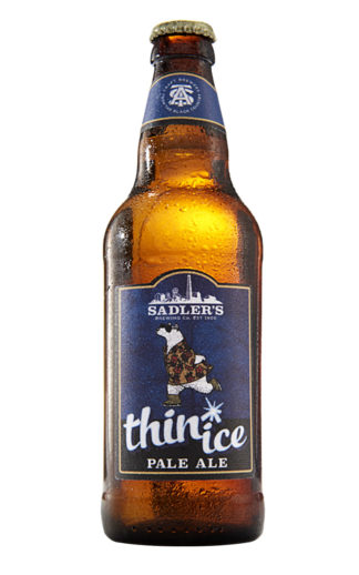 Sadler's Brewery Thin Ice Extra Pale Ale
