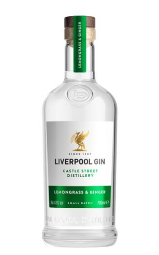 Liverpool Lemongrass Ginger Gin